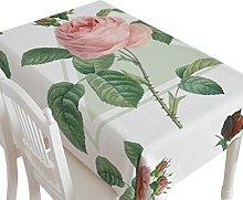 Kzj-placemats KJZ Rose Tablecloth, Garden