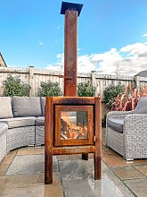 L'Bode Outdoor Fireplace
