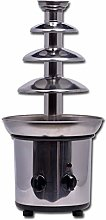 L&B-MR The Home Chocolate Fountain with Serving