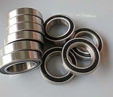 L-MEIQUN, 2Pcs 24377 Hybrid Ceramic Bearing