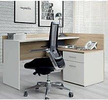 L-Shape Desk Symple Stuff