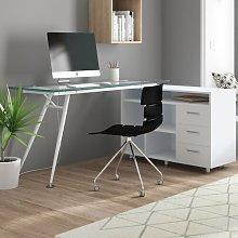 L-Shaped Computer Desk Symple Stuff