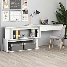 L-Shaped Desk, Corner Desk Computer Workstation