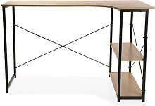 L-Shaped Desk Mercury Row