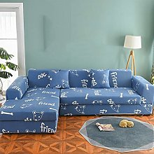 L-Shaped Sofa Soft Furniture Cover Sofa Cover,