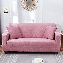 L-shaped Velvet Sofa Slipcover Super Thick Warm