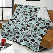 L-shop Floral Abstract Ornamental Damask Like