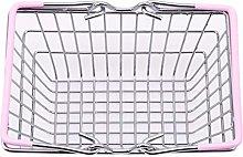 L_shop Mini Shopping Basket Children Early Learnig