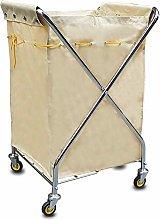 L-YINGZON Trolley Trolley On Wheels Tool Folding