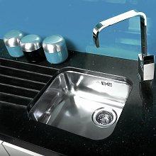 L184035 Kitchen Sink Single Bolw Stainless Steel