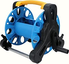 L21A Portable Water Pipe Hose Reel Holder Garden