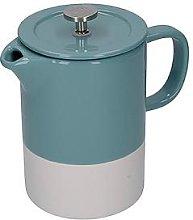 La Cafetiere Barcelona Retro 8-Cup Ceramic