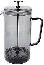 La Cafetiere Smoke Grey 8-Cup CafetiÈRe