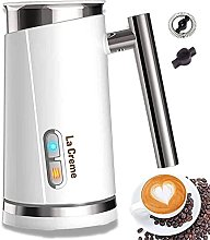 La Creme Milk Frother & Steamer | New 2021