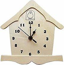 La Fourmi Cookoo Clock Bird House with Movement