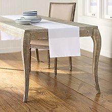 LA Linen Polyester Poplin Table Runner 14 by