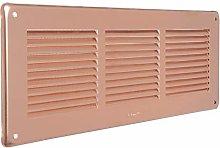 La Ventilazione GRA30R Copper Ventilation Grill,