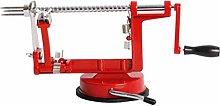 LAANCOO 3 In 1 Apple Peeler Slicer Machine, Cutter
