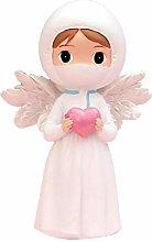 LAANCOO Nurse Souvenir Ornaments, Angel Resin