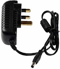 LAANCOO Universal DC 12V 1A AC Power Adapter AC to