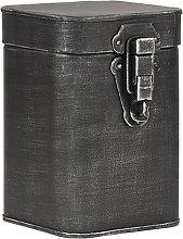 LABEL51 Storage Box 12x13x17 cm M Antique Black