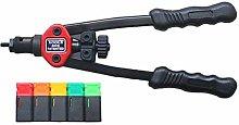 Labor-savin Riveter Gun Tool Kit Hand Riveter
