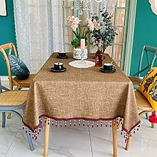 Lace Table Cloth Tablecloth Wipe Clean Strong PVC