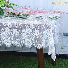 LaceTablecloth FloralTablecloth