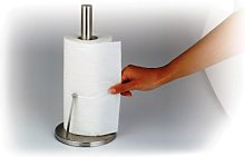 Lacor-50301-KITCHEN ROLL DISPENSER STAND S/S 18/10