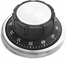 LACOR 60803 Magnetic 60 Minutes Kitchen Timer, 4 x