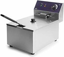 Lacor 69169 2500 W Electric Fryer, White
