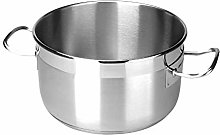 Lacor Luxe Pressure Cooker Stockpot, Stainless