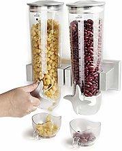 Lacor Single Wall Rotating Cereal Dispenser Wall