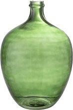 Lacoste Green Vase