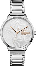 Lacoste Ladies Silver Stainless Steel Watch