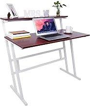 Ladder Desk Computer Laptop Office Table Student