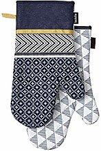 Ladelle Selena Oven Gloves Pack of 2