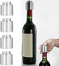 Ladieshow Stainless Steel Reusable Red Wine