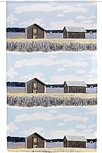 Ladot Curtain 140x250 cm blue
