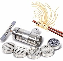 LAEMALLS Stainless Steel Noodles Maker With 5
