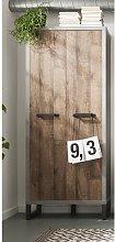 Lafabrica 2 Door Wardrobe Brayden Studio