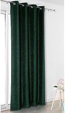 Lafever Eyelet Room Darkening Single Curtain