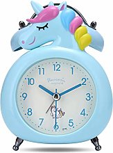 "Lafocuse 4"" Funny Kids Alarm Clock with Twin"