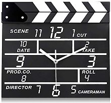 Lafocuse Vintage Silent Creative Movie Clapper
