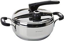 Lagostina Briosa Pressure Cooker with Ecodose 3.5