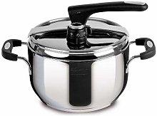 Lagostina Briosa Pressure Cooker with Ecodose 7 lt