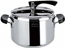 Lagostina Pressure Cooker 5 litres steel