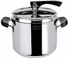 Lagostina Pressure Cooker 7 litres steel