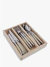 Laguiole Cutlery Set, 18 Piece