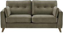 Laila 2 Seater Sofa August Grove Upholstery